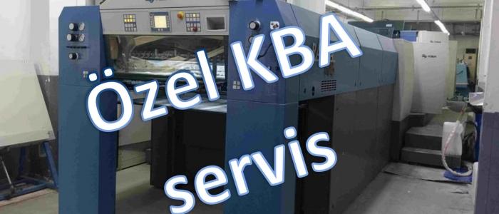 KBA Özel servis